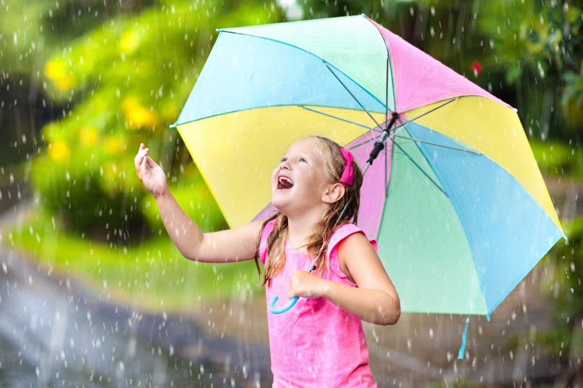 Завтра у деяких областях дощитиме / фото ua.depositphotos.com
