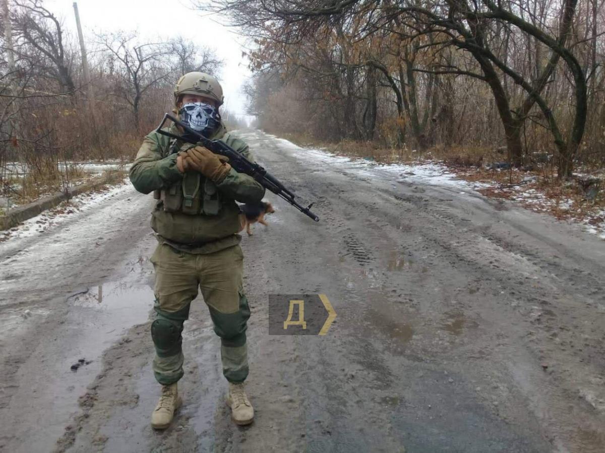 В ряды ВСУ мужчина пошел, как только российские оккупанты атаковали украинский Восток / dumskaya.net