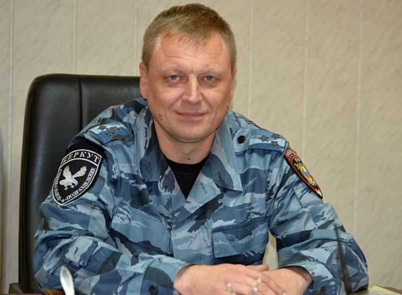 """Беркутовец"" Валерий Костенко / фото Росбалт"