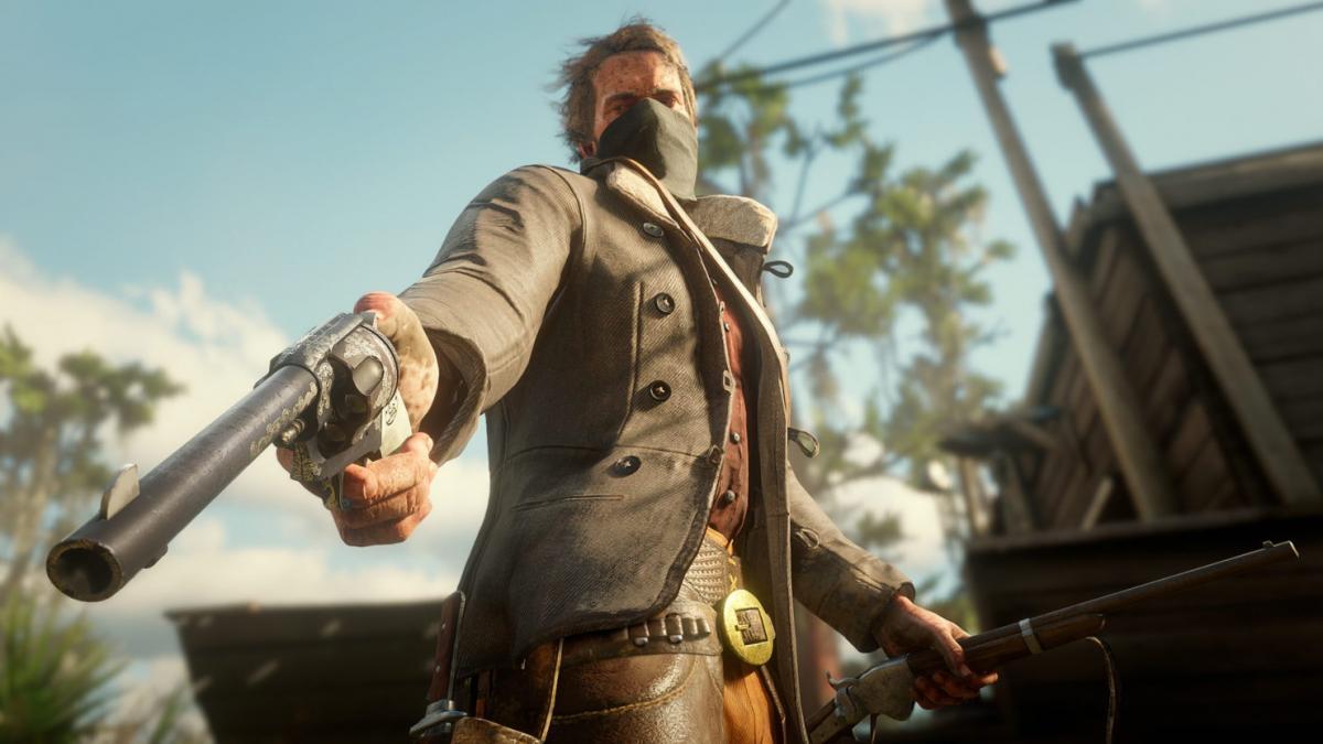 Кадр из игрыRed Dead Redemption 2 / скриншот