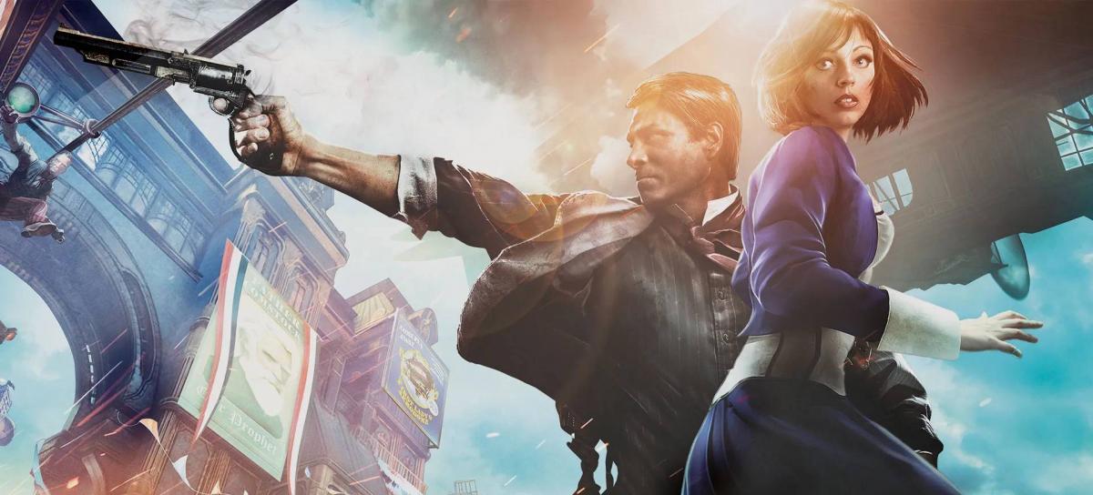 BioShock Infinite /фото 2K
