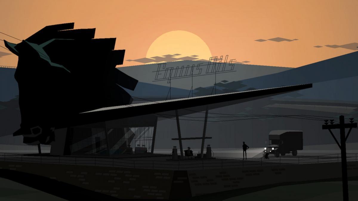 Kentucky Route Zero /фото Annapurna Interactive