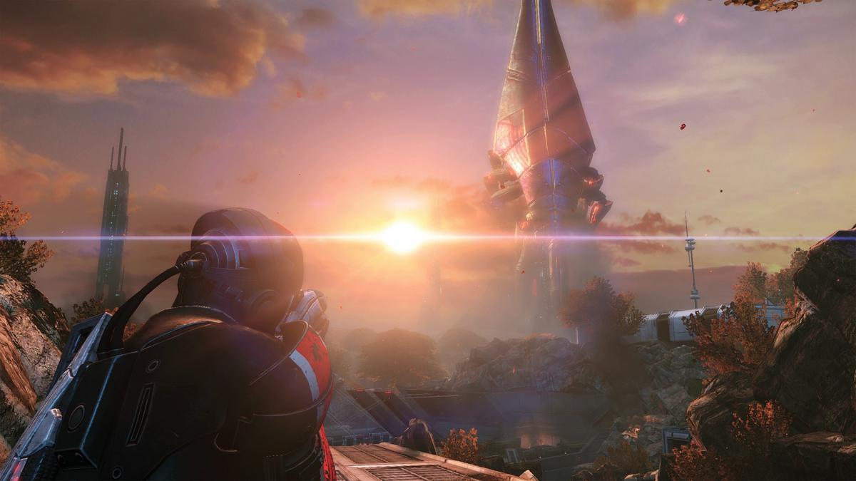 Mass Effect Legendary Edition /фото BioWare