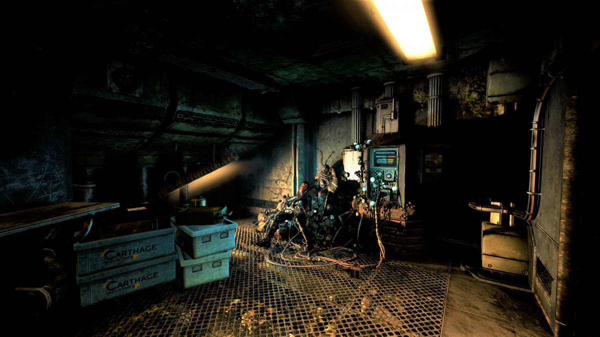 Soma /фото Frictional Games