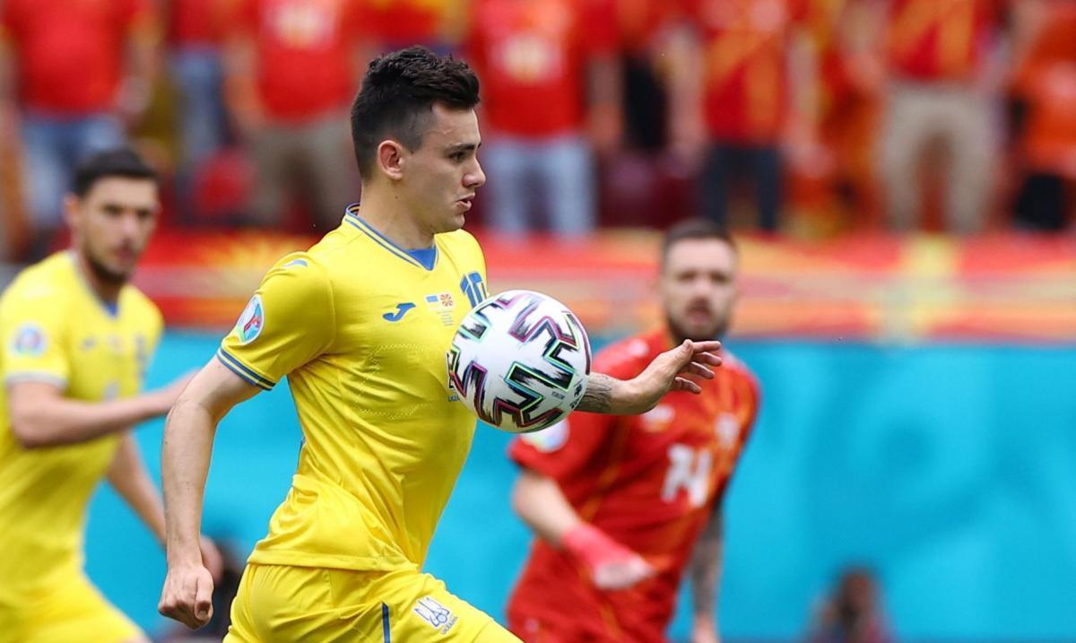 Николай Шапаренко играл во всех матчах группового этапа / фото REUTERS