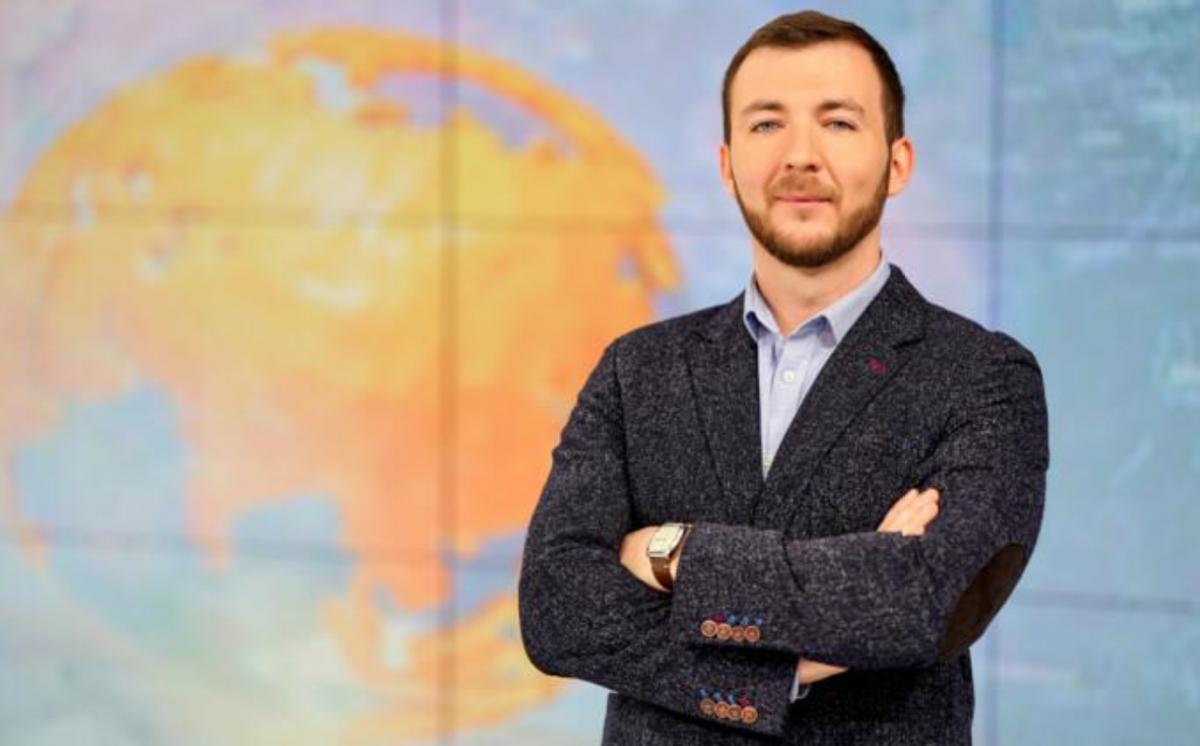 Сергей Никифоров станет новым пресс-секретарем президента / фото: ukraina24