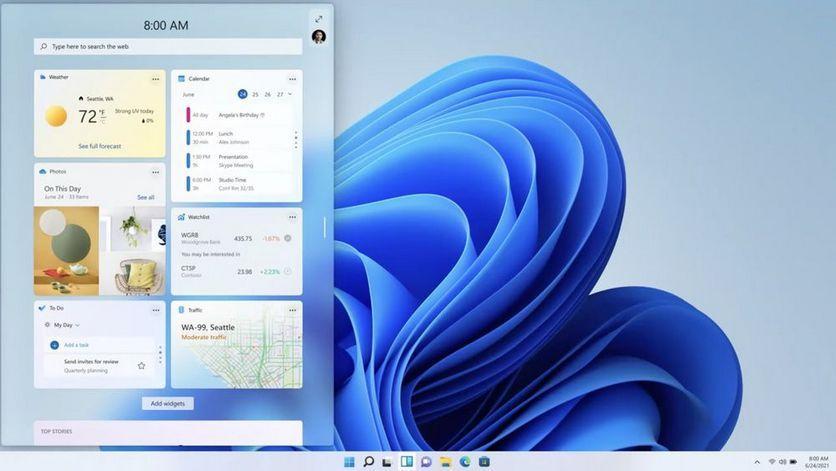 Windows 11 уже можно испытать в деле/ Microsoft