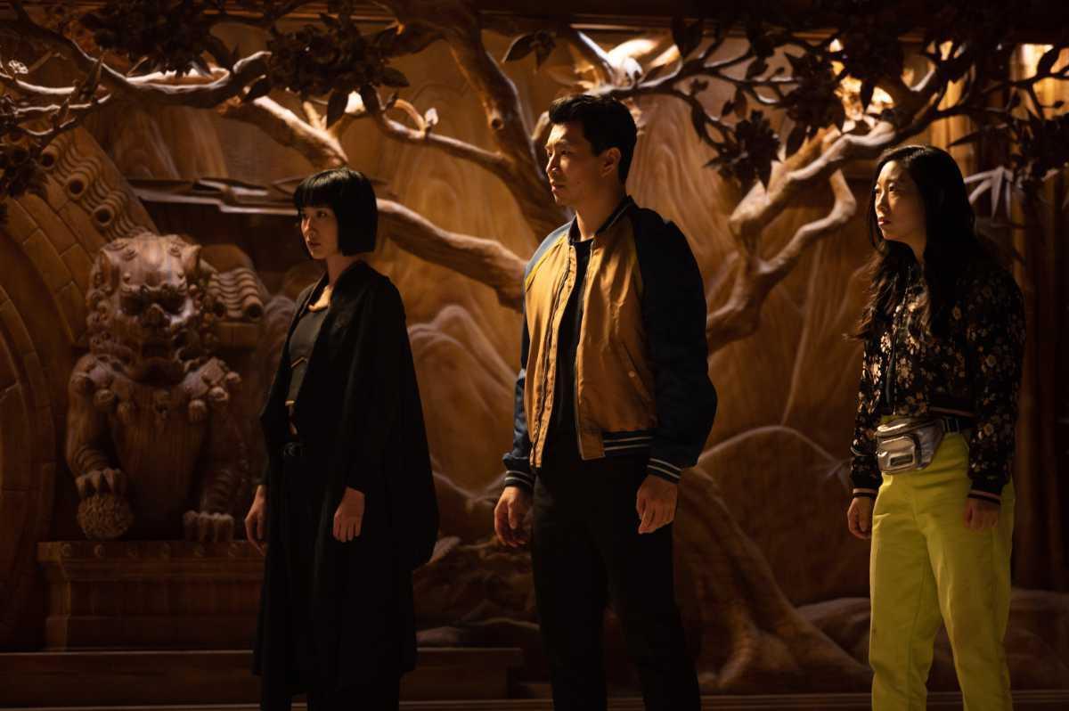"""Кадр з фільму """"Шан-Чі та Легенда десяти кілець"""" / фото Marvel Studios"""