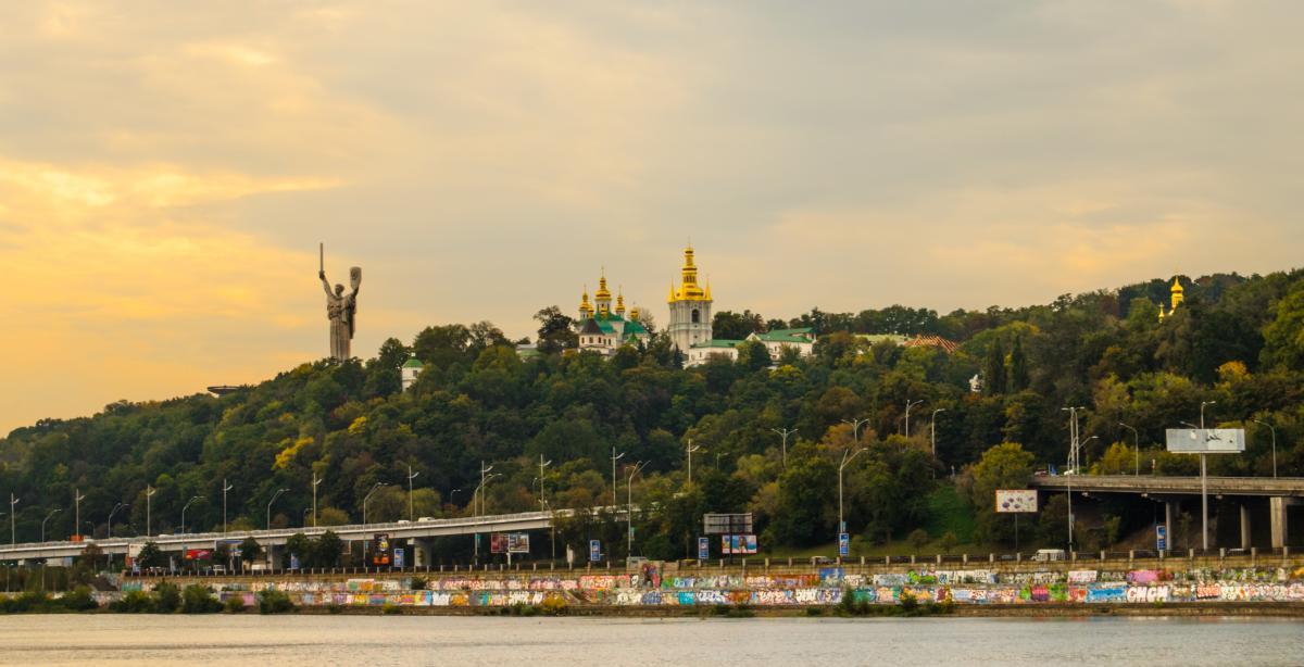Фактически Украины нет на туристической карте мира \ фото ua.depositphotos.com