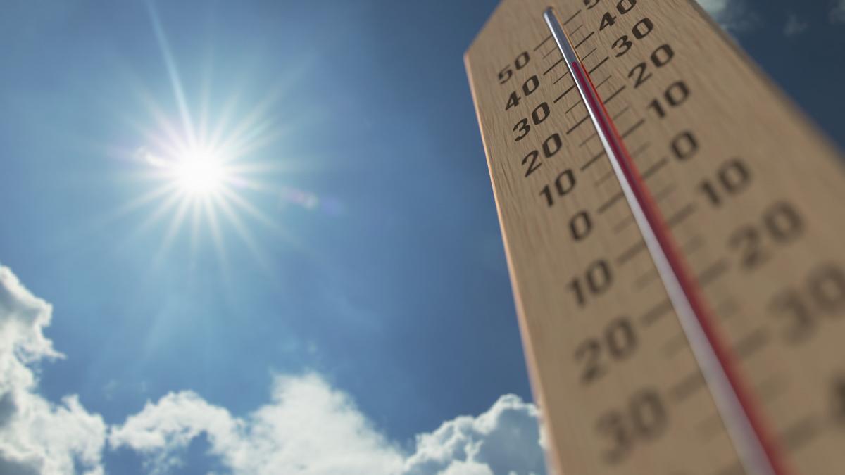 В Киеве установлен новый температурный рекорд / фото ua.depositphotos.com
