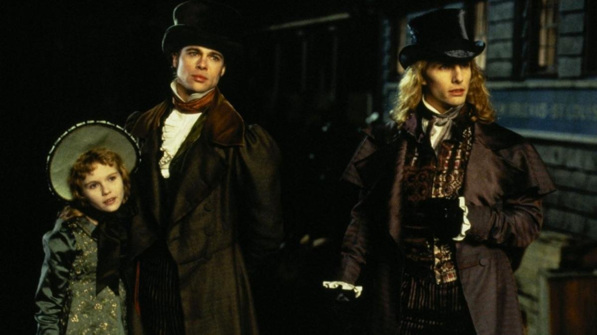 """Кадр из фильма """"Интервью с вампиром"""" (1994) / скриншот"""