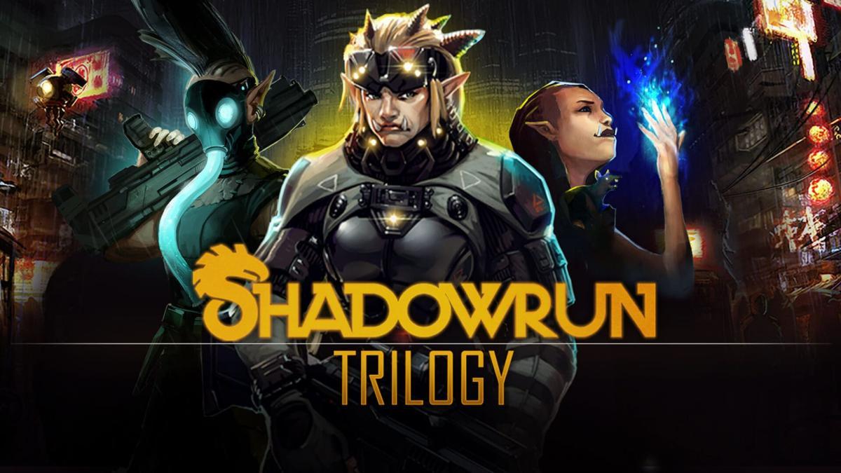 Збірка ігор Shadowrun / фото Paradox Interactive