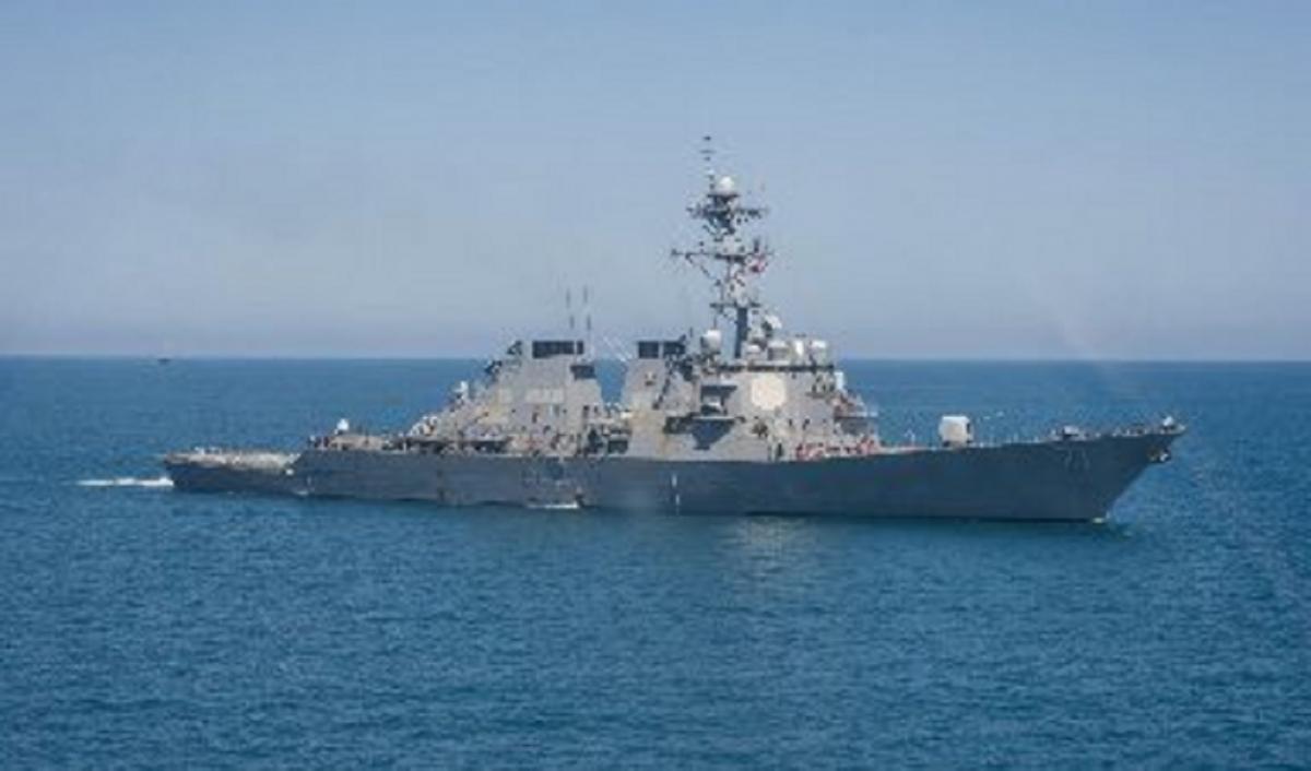 Sea Breeze - многонациональные военные учения / twitter.com/USNavyEurope
