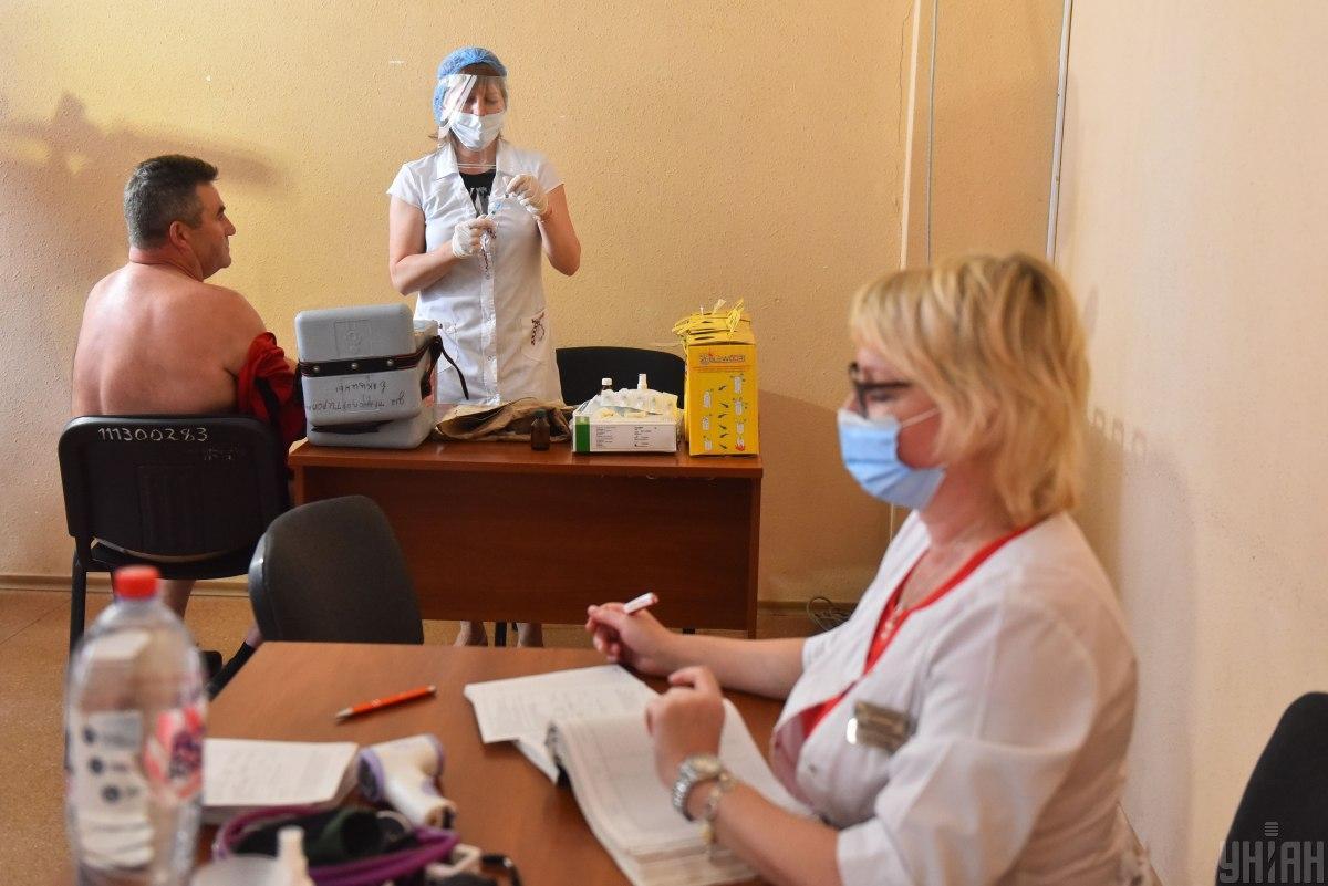 Более трети украинцев имеют определенный иммунитет к коронавирусу / УНИАН, Прилепа Александр