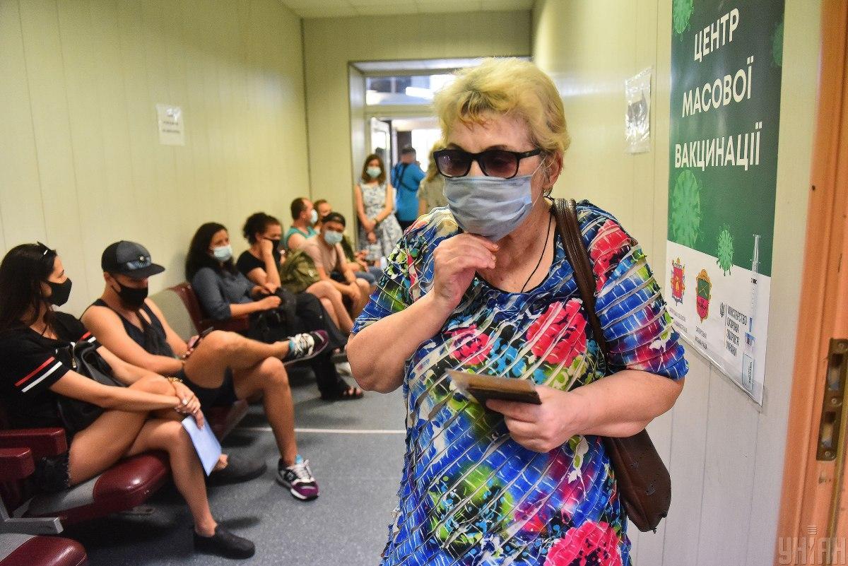 Вакцинация в Украине бьет рекорды-свежие данные по состоянию на 17 июля / УНИАН / Прилепа Александр