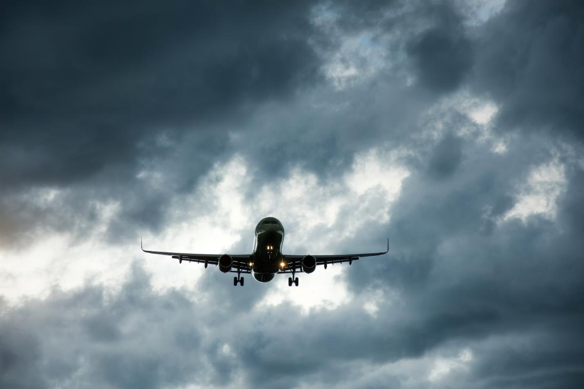 Самолет посадили в Минске 23 мая / фото ua.depositphotos.com