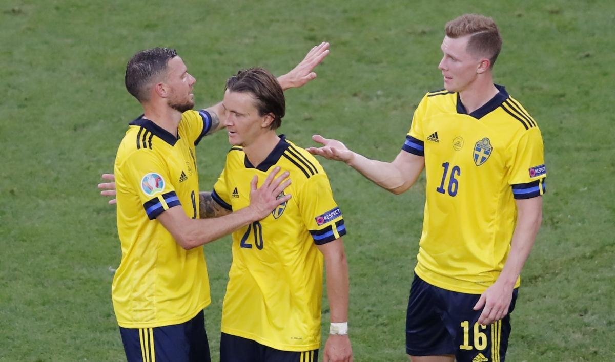 Сборная Швеции - фаворит матча / фото REUTERS