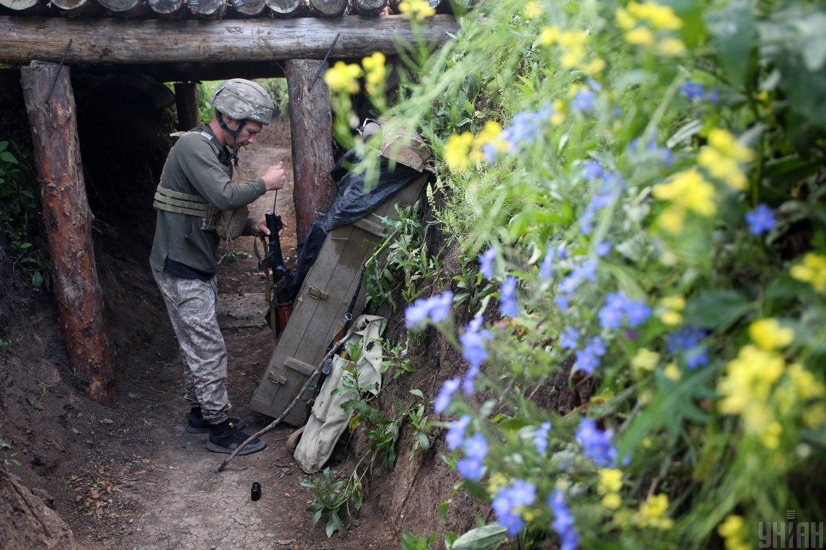 ВСУ в состоянии очистить территорию Донецкой и Луганской областей / фото Степанов Анатолий / УНИАН