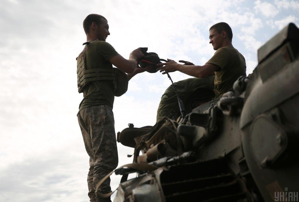 Нынешнему перемирию на Донбассе исполнился год / фото УНИАН, Анатолий Степанов