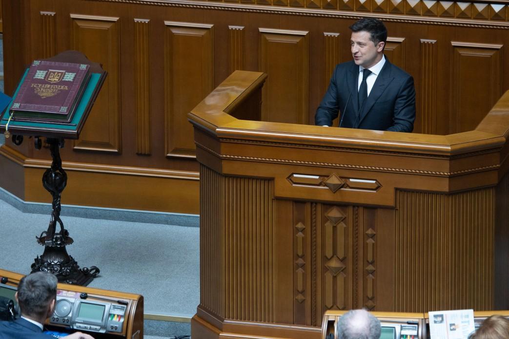 Зеленський вдосконалював українську з відомим вчителем / president.gov.ua