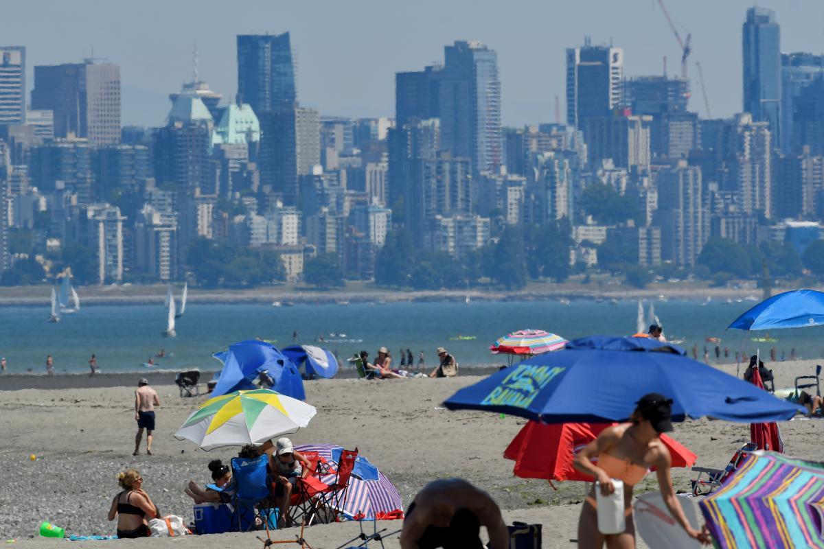 Канада страдает от невероятной жары / фото REUTERS
