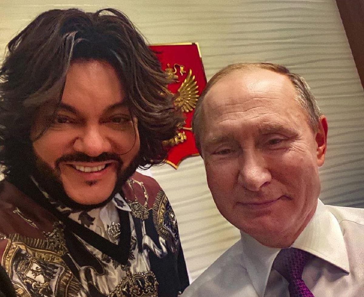 Киркоров – поклонник политики Путина / instagram.com/fkirkorov