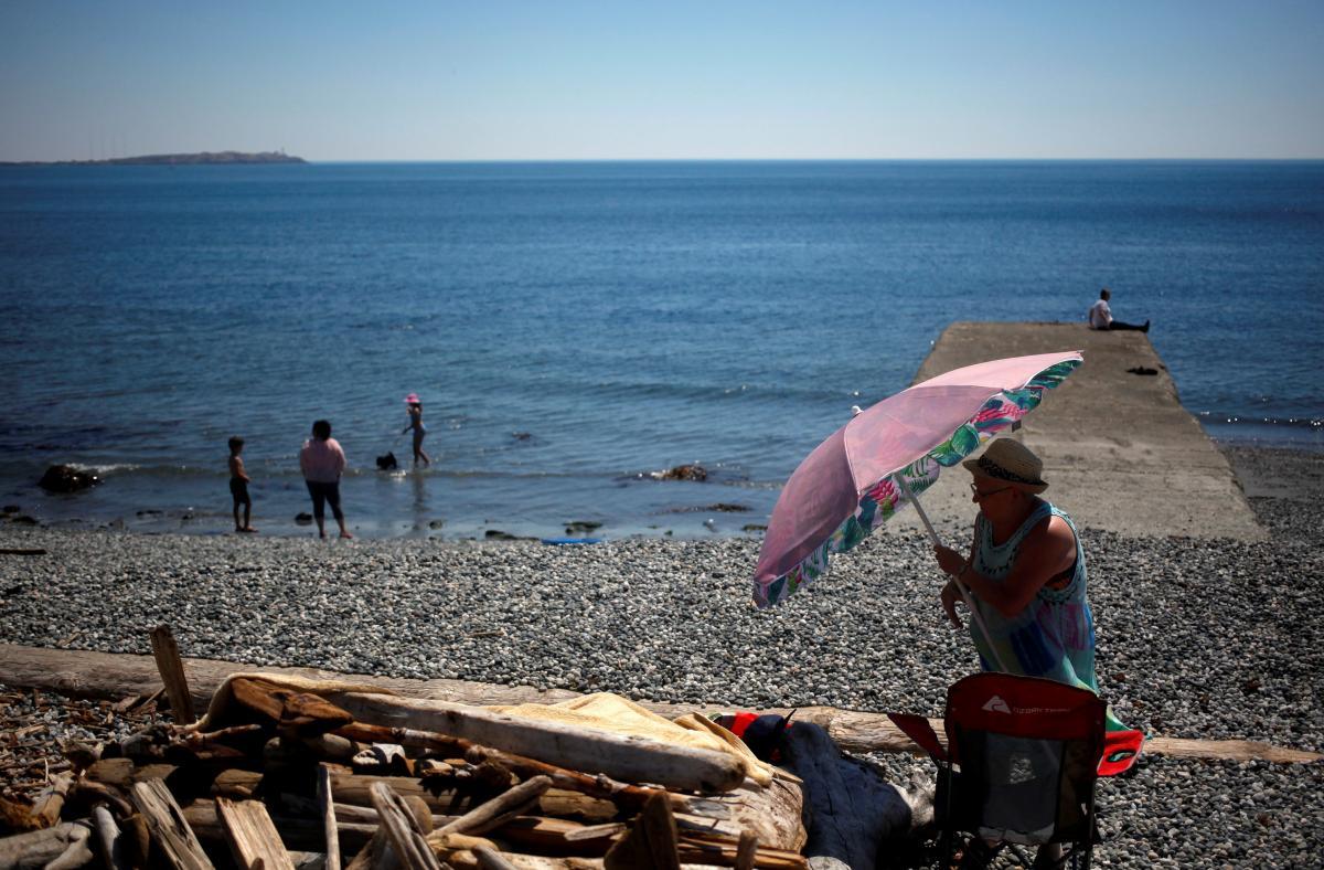 В Канаде несколько дней подряд жара бьет температурные рекорды / фото REUTERS