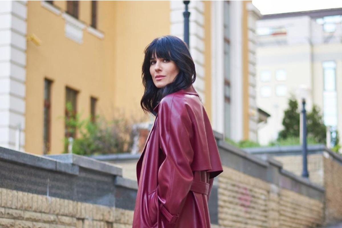 Ефросинина взяла интервью у Саши Бо / фото instagram.com/mashaefrosinina