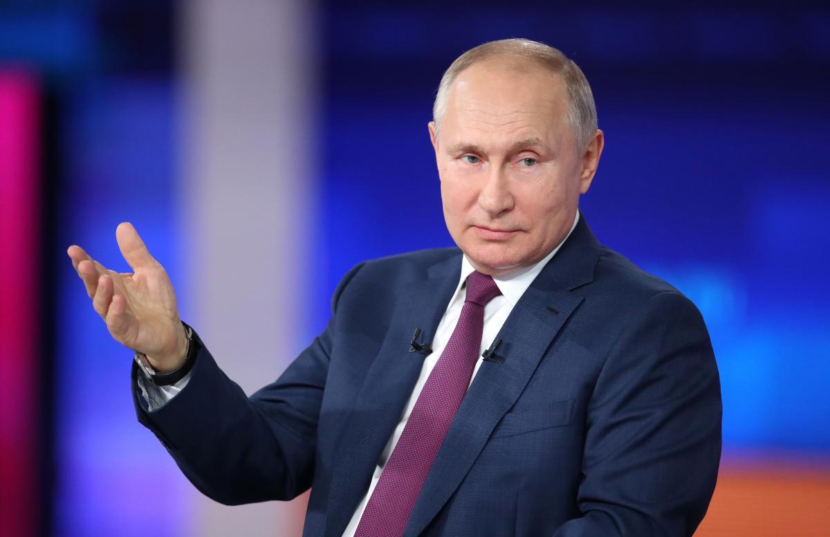 Путин рассказал о своей прививке от коронавируса / фото REUTERS
