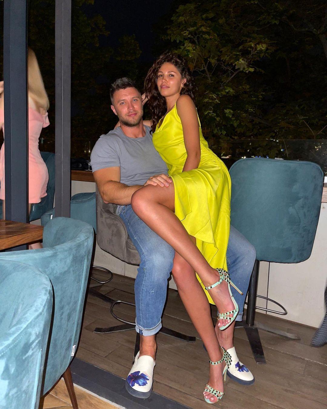 Заливако встречается с Богдан / instagram.com/kanyeeebear