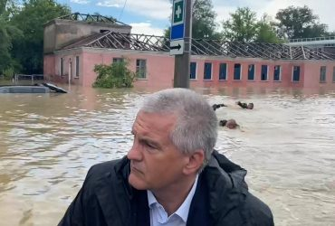 Журналисты рассказали, как оккупированный Крым приходит в себя после наводнения (видео)