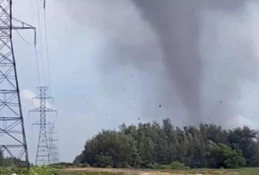 Повсюду оборванные провода и поваленные деревья: на юг Канады обрушился торнадо (видео)