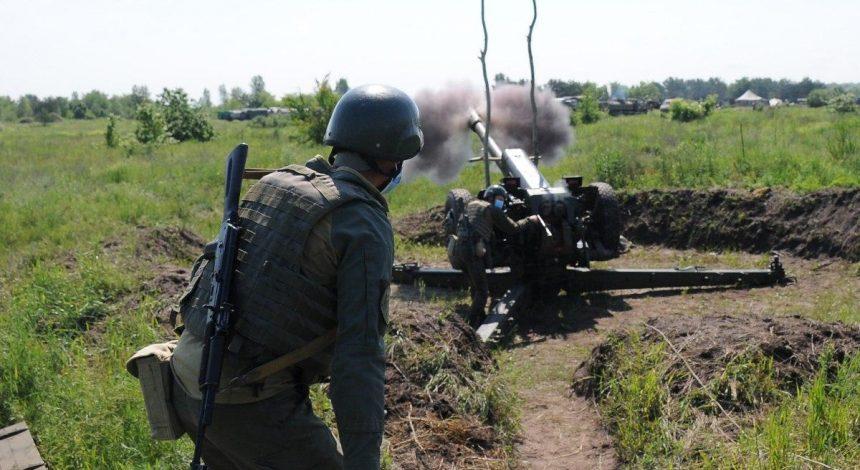 Российские БПЛА пересекли линию разграничения на Донбассе – их сбили