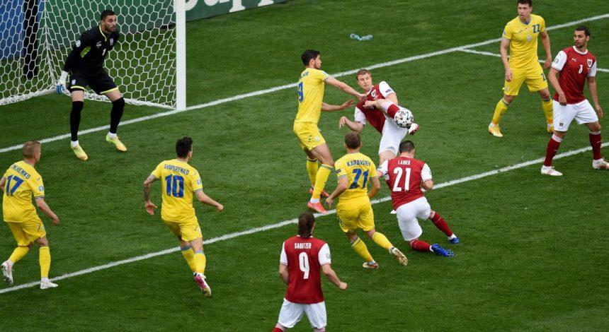 Украина - Австрия - 0:1: онлайн-трансляция и обзор матча Евро-2020