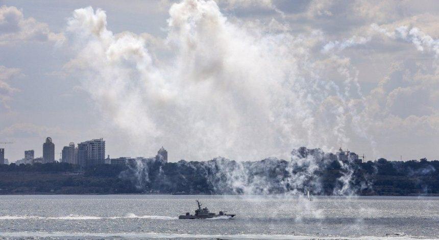 Россия призвала США отказаться от участия в учениях Sea Breeze-2021