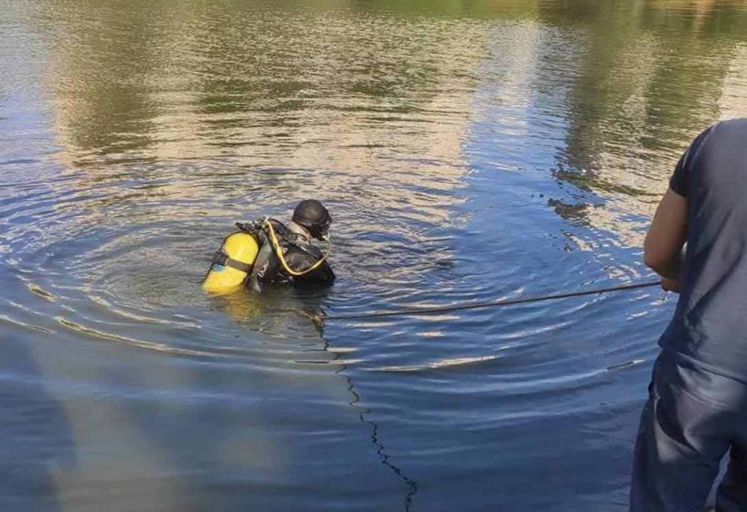 В озере в Киеве выловили тело мужчины / ГСЧС