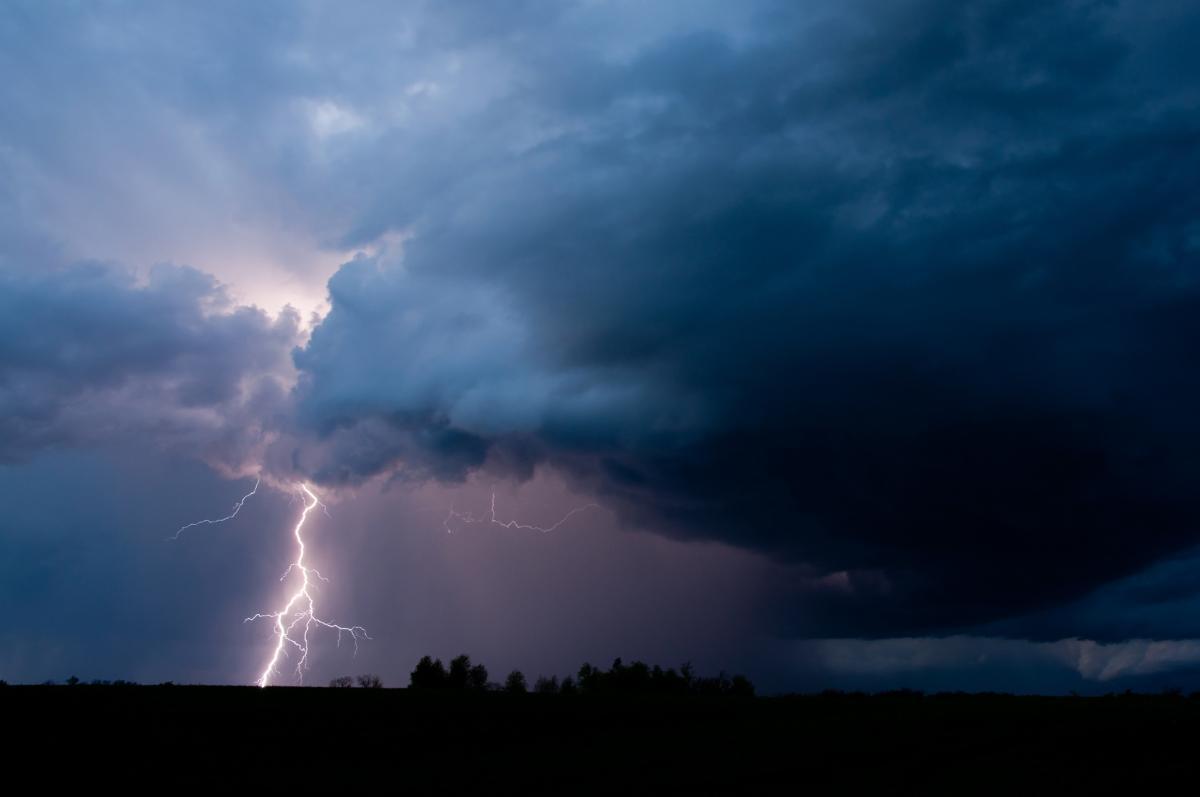 На сегодня в Украине объявлено штормовое предупреждение / фото ua.depositphotos.com