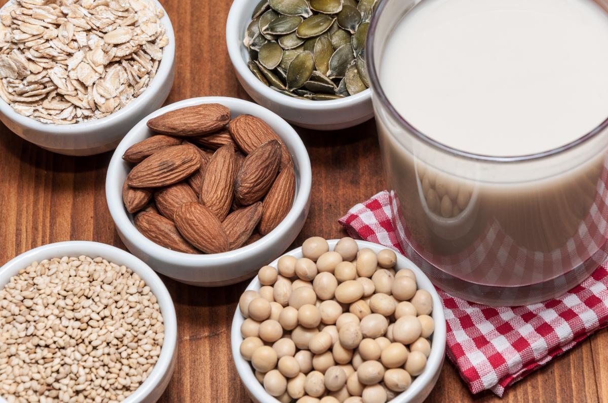Польза и вред растительного молока / ru.depositphotos.com