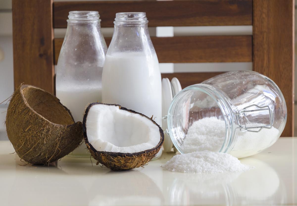 Какое бывает растительное молоко / ru.depositphotos.com