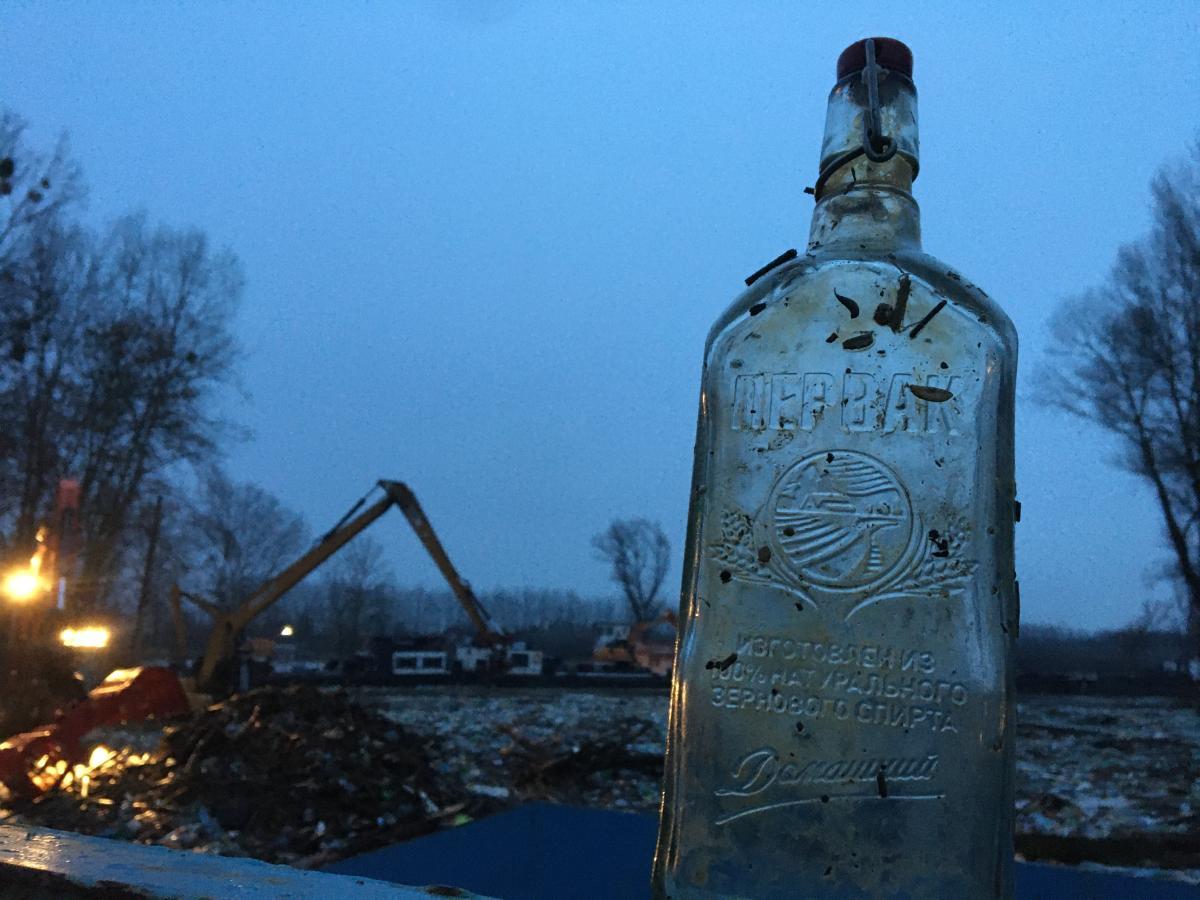 Мало не половина закарпатських громад навіть не замислюється над тим, аби щось робити зі сміттям / фото Віктора Бучинського