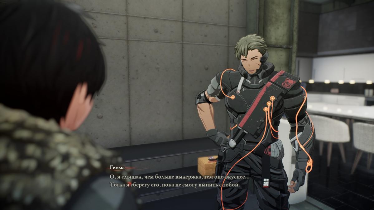 Персонажи в игре типичные, но у каждого есть какая-то особенность / скриншот