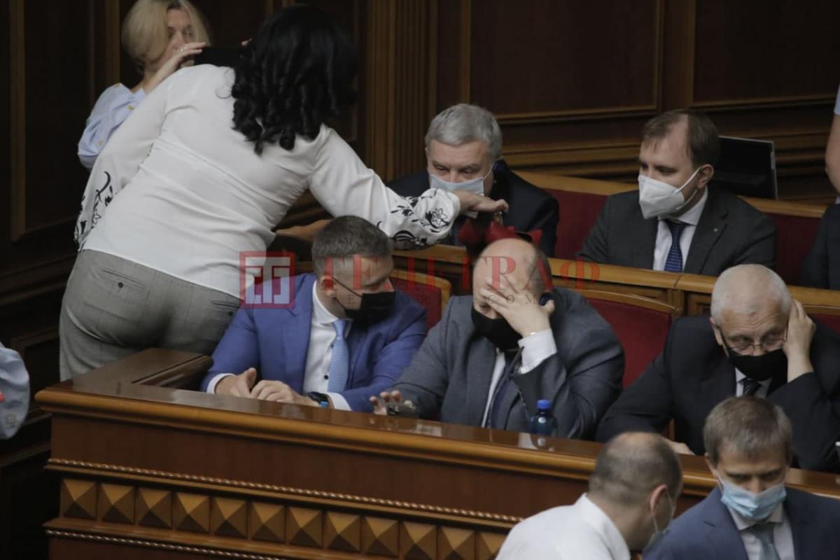 Заместитель спикера отметила, что также должны быть публичные извинения за такое унижение женщин / Фото Яна Доброносова