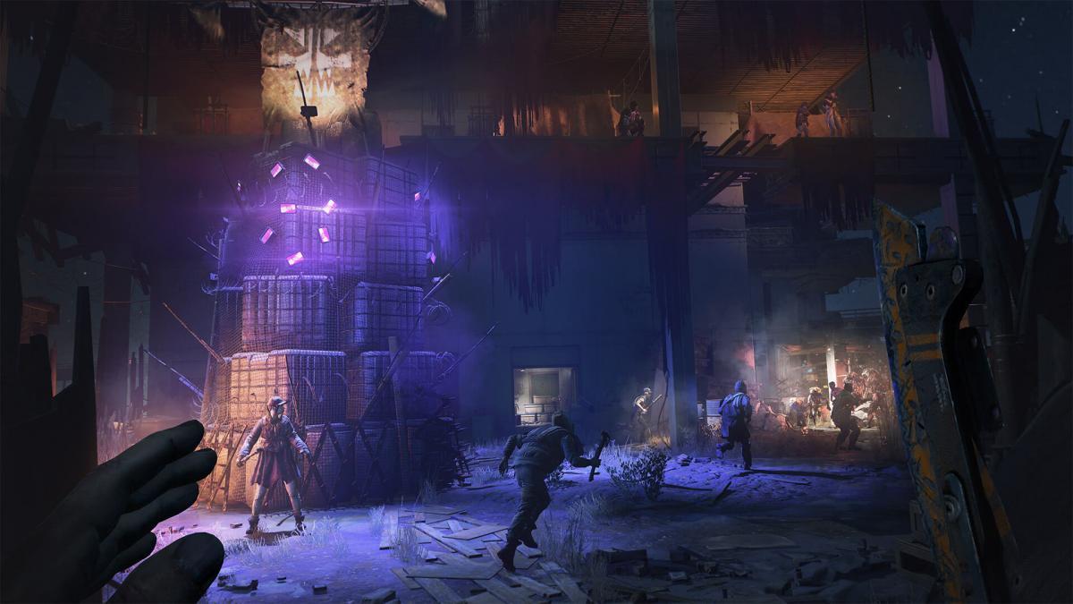 Кадр з Dying Light 2 / фото Techland