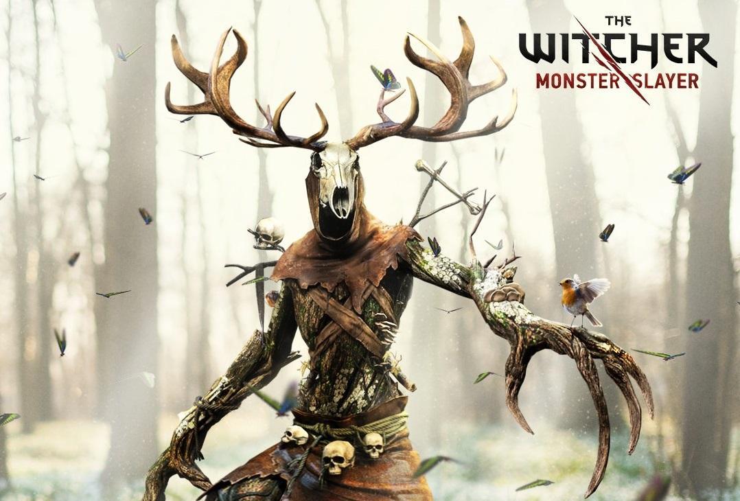 The Witcher: Monster Slayer выйдет на смартфоны 21 июля /фото twitter.com/TheWitcherMS