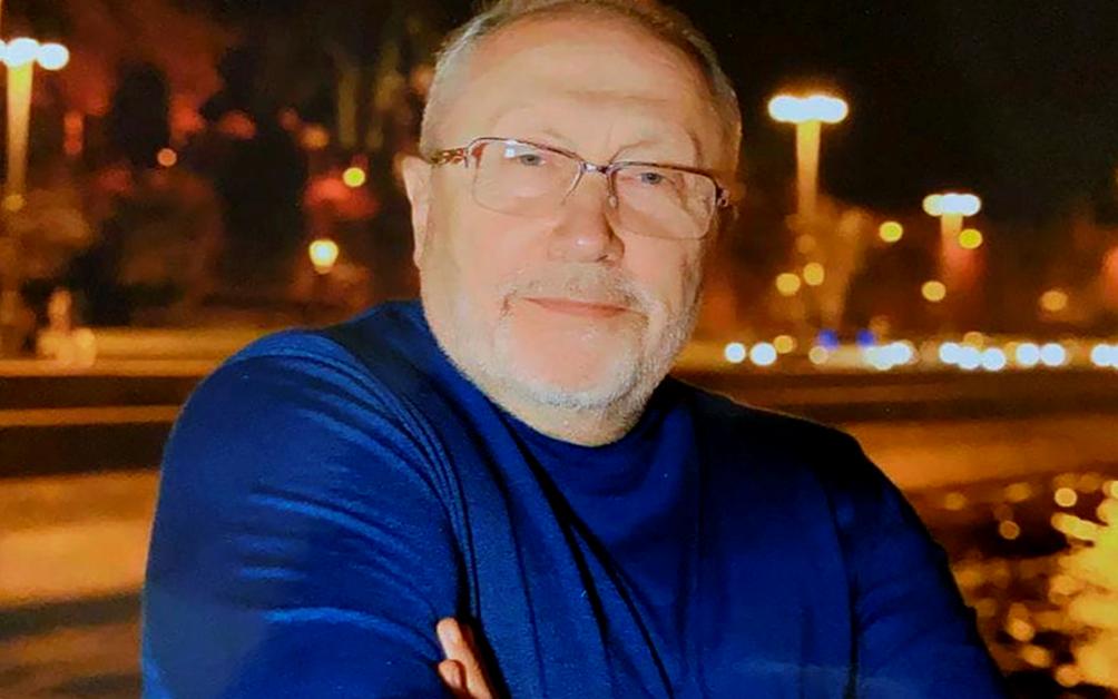 Oleg Burlakov