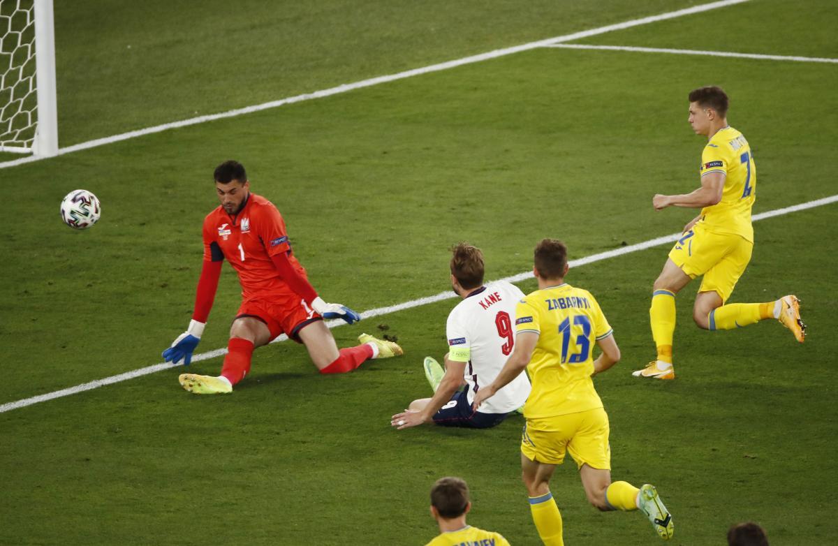 Гарри Кейн открыл счет в матче / фото REUTERS