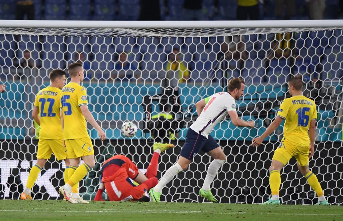 Украина - Англия / фото REUTERS
