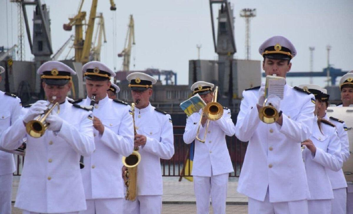 Joint concerts of the Center for Military Music Art of the Ukrainian Navy and the US Navy Orchestra will take place in Odessa / photo Odessa.online