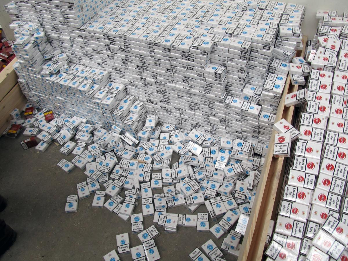 Эксперты: решить вопрос с контрабандой одним решением - невозможно / ua.depositphotos.com
