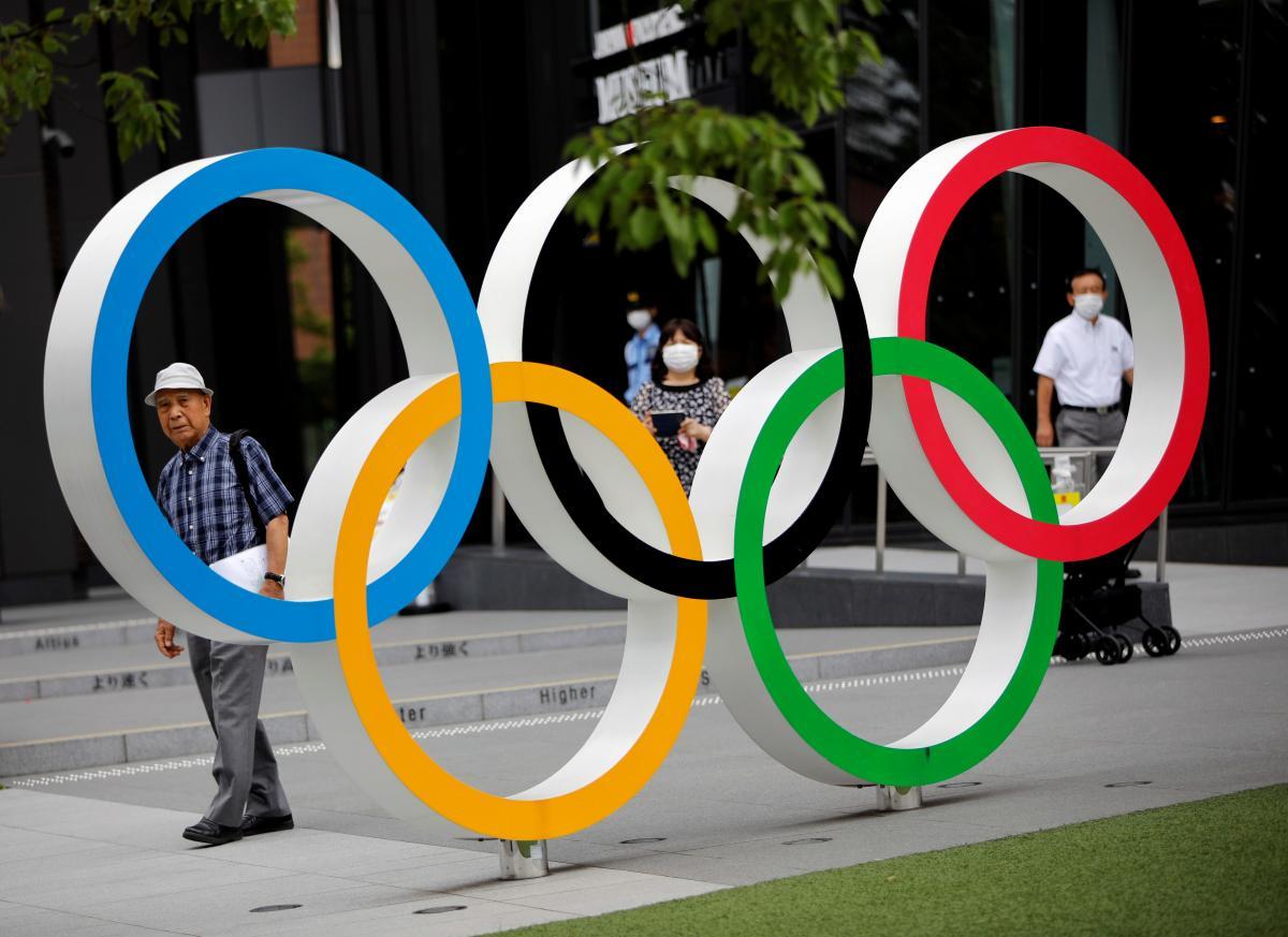 Перед Олимпийскими играми в Токио ожидают новую волну COVID-19 / фото REUTERS